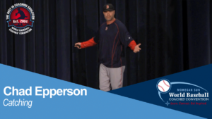 Chad Epperson - Catching