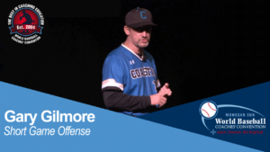 Gary Gilmore - Short Game Offense