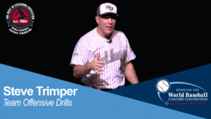 Steve Trimper - Team Offensive Drills