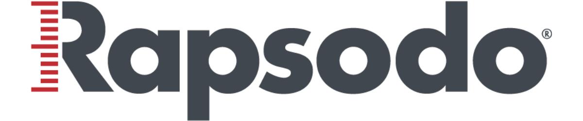 Rapsodo 1200 by 250REV